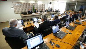 Parlamentares discutem sobre o andamento da CPMI da JBS