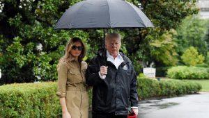 Trump e Melania foram vacinados antes de deixarem Casa Branca, diz imprensa