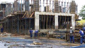 Atividades na construção civil sobem em agosto e impulsionam confiança dos empresários