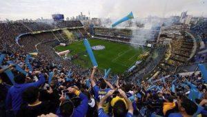 Revista elege La Bombonera como estádio mais vibrante; Maracanã fica no top-10