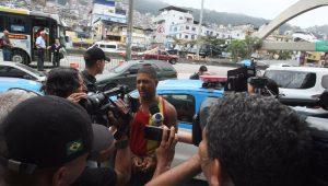 Fabrício Manhães esfaqueou um jovem na Rocinha, como forma de vingança pelo filho que foi torturado