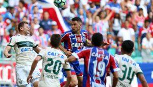 Futebol Campeonato Brasileiro Bahia Coritiba