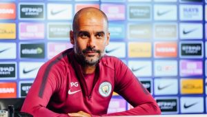 Futebol Manchester City Pep Guardiola
