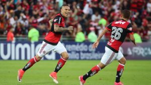Futebol Copa do Brasil Flamengo Guerrero
