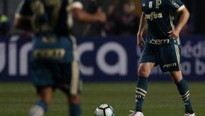 Futebol Palmeiras Moisés
