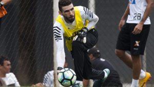 Futebol Santos Vanderlei
