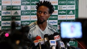Futebol Palmeiras Zé Roberto