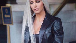 Kim Kardashian em Nova York em setembro