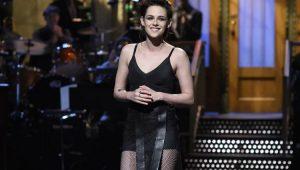 Kristen Stewart apresenta o SNL