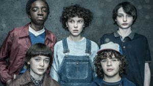 """Foto promocional da 2ª temporada de """"Stranger Things"""""""