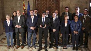 Mundo Espanha Catalunha Carles Puigdemont