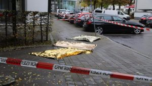 Ataque com faca deixou cinco feridos no centro de Munique