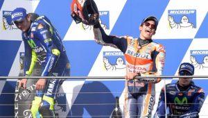 Marc Márquez soma seis vitórias na temporada 2017 da MotoGP