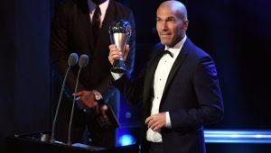 Futebol The Best Fifa Zidane