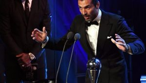 Futebol The Best Fifa Buffon