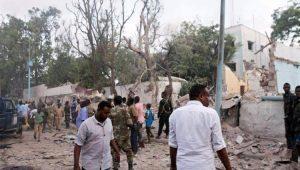 Mundo Somália Carro-bomba