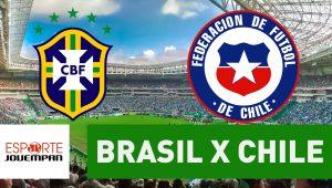 Jovem Pan Transmite Brasil x Chile