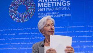 mundo, fmi, Christine Lagarde