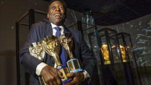 Site inglês elege Pelé como jogador mais superestimado de todos os tempos