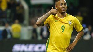 Futebol Eliminatórias Copa do Mundo Brasil Gabriel Jesus