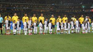 Confronto Brasil x Chile registrou 41.008 pagantes no Allianz Parque