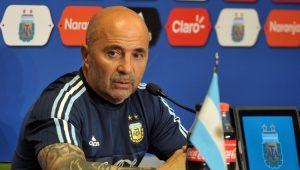 Futebol Eliminatórias Argentina Jorge Sampaoli
