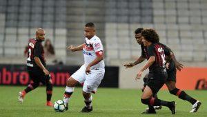 Futebol Campeonato Brasileiro Atlético Paranaense Atlético Goianiense
