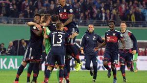 Futebol Copa da Alemanha Bayern de Munique