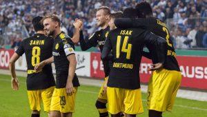 Futebol Copa da Alemanha Borussia Dortmund