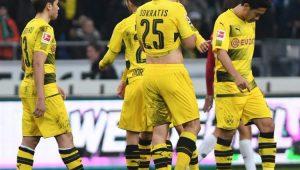 Futebol Campeonato Alemão Borussia Dortmund