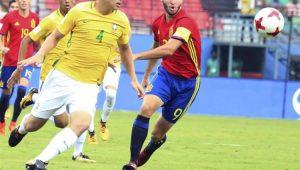 Brasil, Espanha, Mundial Sub-17, futebol