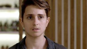 Carol Duarte como Ivan em 'A Força do Querer'