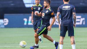Futebol Seleção Brasileira Diego