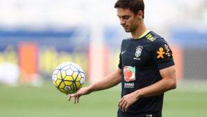 Futebol Seleção Brasileira Rodrigo Caio
