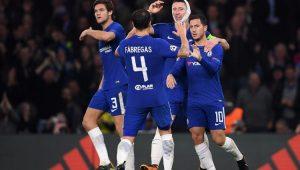 Futebol Liga dos Campeões Chelsea Roma