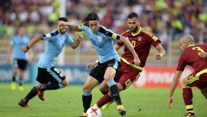 Futebol Eliminatórias Venezuela Uruguai