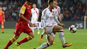 Futebol Eliminatórias Copa do Mundo Dinamarca
