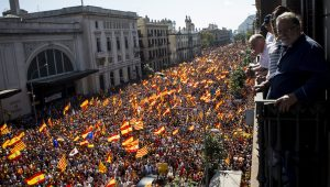 Uma crise de marchas e contramarchas na Catalunha