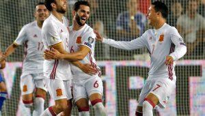 Futebol Eliminatórias Copa do Mundo Espanha