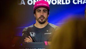 Fórmula 1 McLaren Fernando Alonso