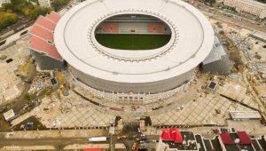 Futebol Copa do Mundo FIFA Arena Ecaterimburgo