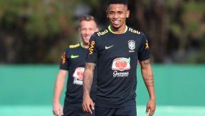 Eliminatórias Copa do Mundo Seleção Brasileira Gabriel Jesus