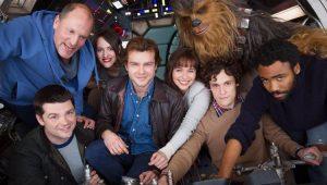 Han Solo, Elenco Solo, Solo