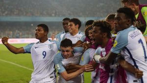 Futebol Copa do Mundo Sub-17 Inglaterra