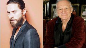 Jared Leto viverá Hugh Hefner, criador da Playboy, em filme