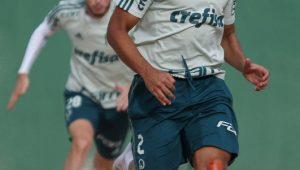 Futebol Palmeiras Jean
