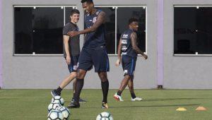 Futebol Corinthians Jô