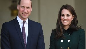 Príncipe William e Kate Middleton anunciam mês de nascimento do 3º bebê