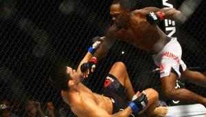 UFC Lyoto Machida Derek Brunson