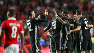 Futebol Liga dos Campeões Manchester United